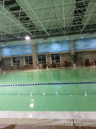 Mercure Teda Hotel : 游泳中心