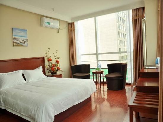 GreenTree Inn Beijing Changping Shahe Metro station Express Hotel : 客房