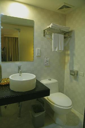 Jindi Hotel: 卫生间
