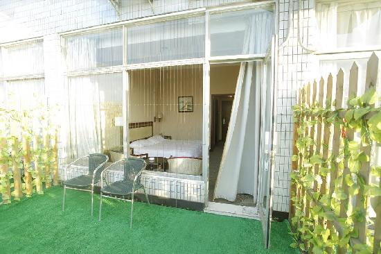 Jindi Hotel: 江景豪华大床房带阳台