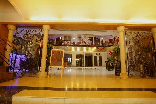 Jindi Hotel: 中庭