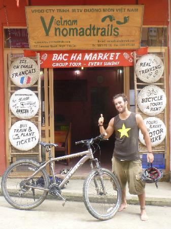 Vietnam Nomad Trails - Day Tours: It's perfect!