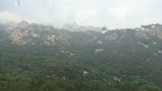 Jufeng Scenic Resort: 崂山一角