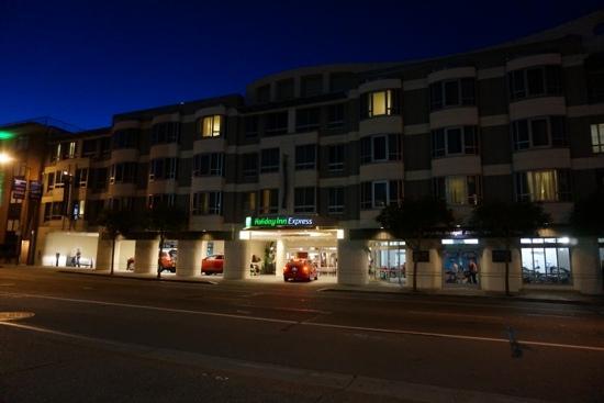 Holiday Inn Express Hotel & Suites San Francisco Fisherman's Wharf: 外观