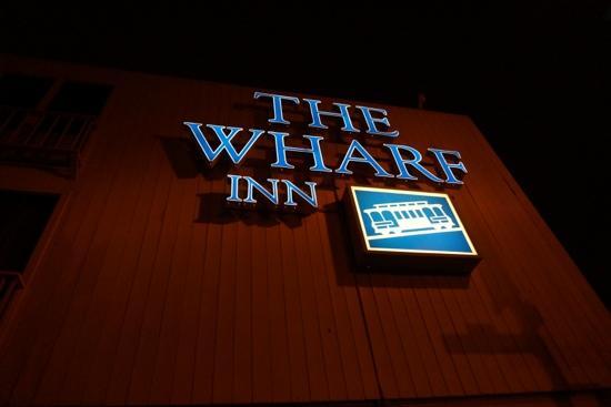 The Wharf Inn : 外观