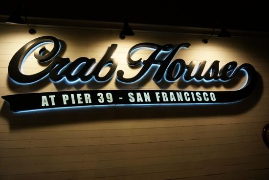 logo picture of crab house at pier 39 san francisco