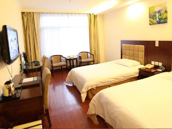 GreenTree Inn Gansu Tianshui Lantian City Square Express Hotel: 客房