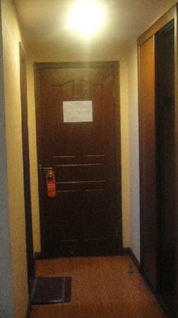 Lavande Hotel Tianjin - Binhai Yujiapu Financial Centre Branch: 房门
