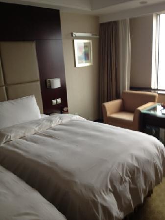 Shangri-La Hotel, Changchun : 标间
