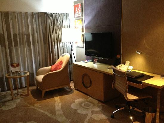 Regal Master Hotel : LCD