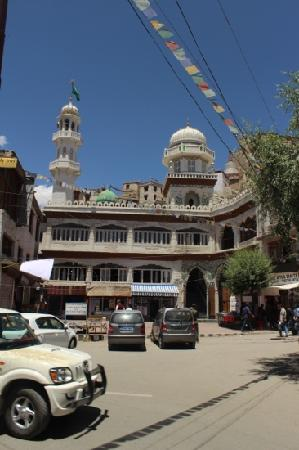 Jama Masjid - Leh : jams masjid