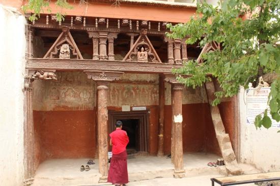 Alchi Choskor Monastery: 主殿