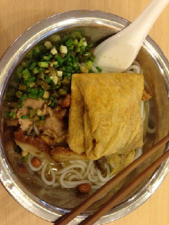 Chong Shan MiFen (Yi Ren Road)
