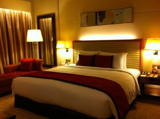 Grand Metropark Hotel Kunshan : 房间