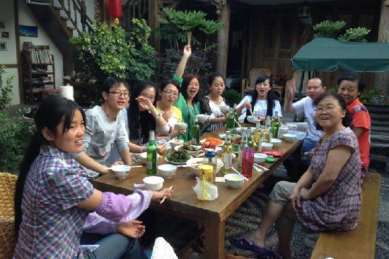 Zuimei Inn: 聚餐