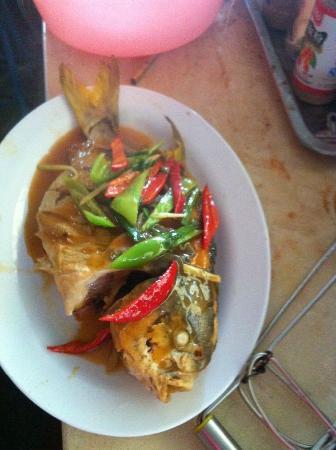 Spring Garden Seafood Plaza: q