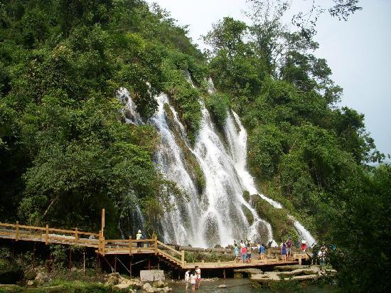 Libo Daxiao Hole Scenic Resort Bild