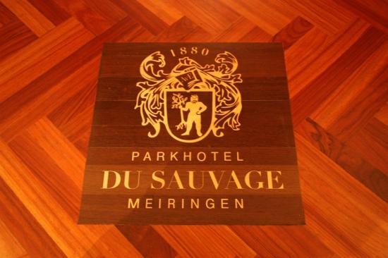 Parkhotel du Sauvage: logo