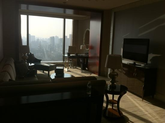 WH Ming Hotel Shanghai: 套房