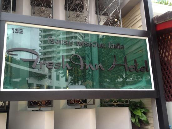 فريش إن هوتل: fresh inn hotel