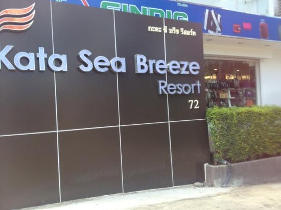Kata Sea Breeze Resort: 不错的酒店