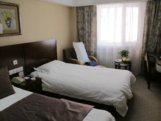 Mingzhu Grand Hotel: 酒店客房