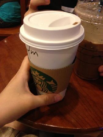 Starbucks (Yin Tai Wanda)