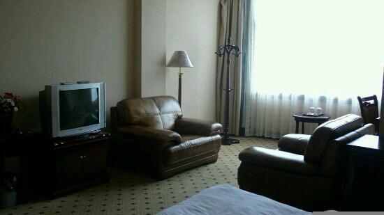 Shanshui Hotel: 山水宾馆标间