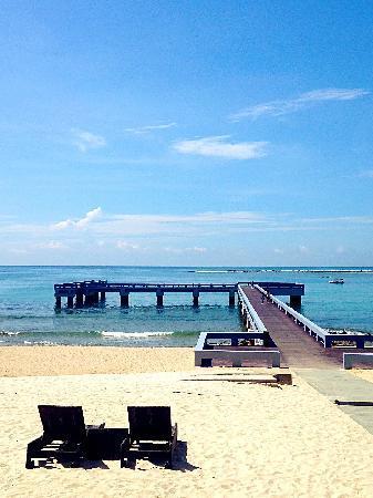 InterContinental Sanya Resort: 码头