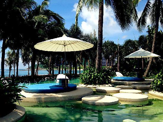 InterContinental Sanya Resort: 俱乐部泳池