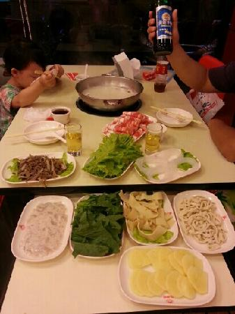 Tongdelai Hot Pot (SanBa Plaza)