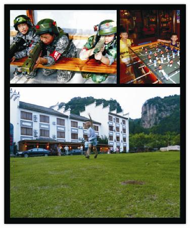 Tanyuan Hostel: 客栈外景