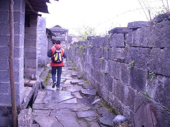 Xiangxi Shawan Scenic Resort : gucheng