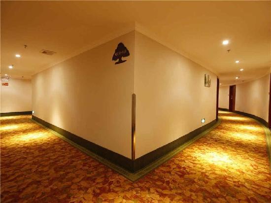 GreenTree Inn Shantou Jinhu Road Business Hotel