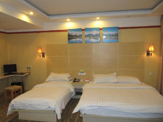 Dongli Business Hotel: 房间