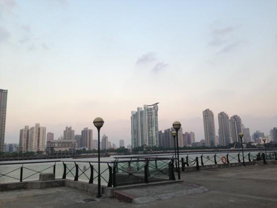 Lao MaTou YiHao: 夕阳西下