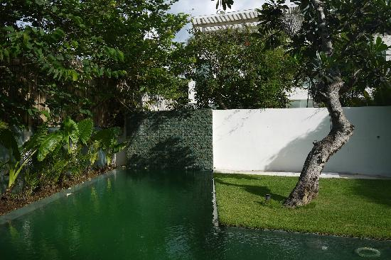 Villa Eden Bali: view