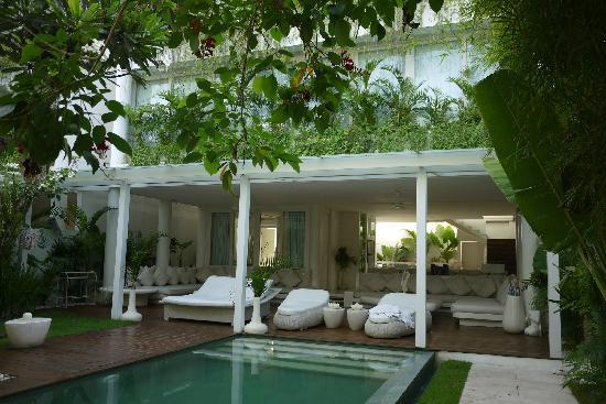 Villa Eden Bali: sitting room