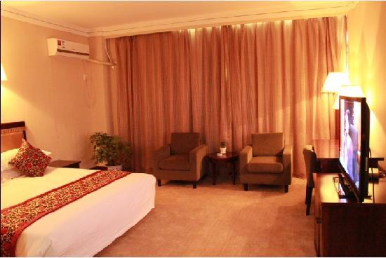 Luqiu Holiday Hotel: 高级大床房