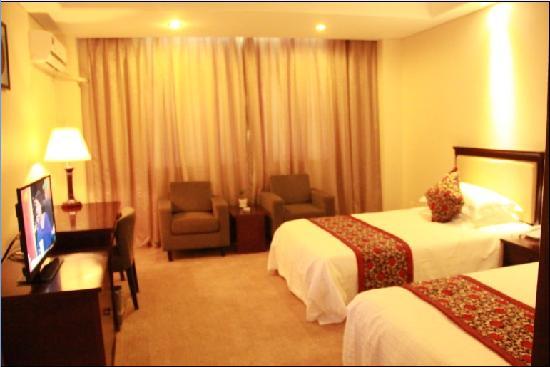 Luqiu Holiday Hotel: 高级标准间