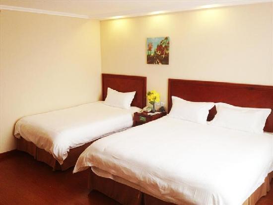 GreenTree Inn Langfang Yanjiao Yanling Road Daxuecheng: 客房