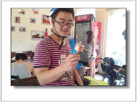 Dengba Hostel Chengdu: 这是什么?