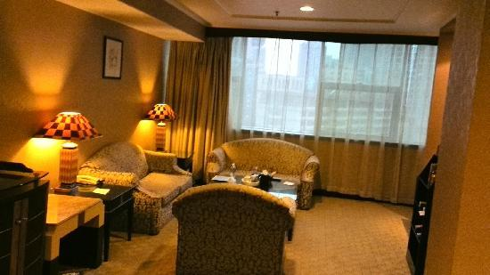 World Traders Hotel: 客厅