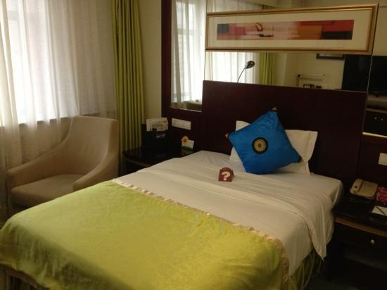 Sunshine Plaza Hotel : 房间