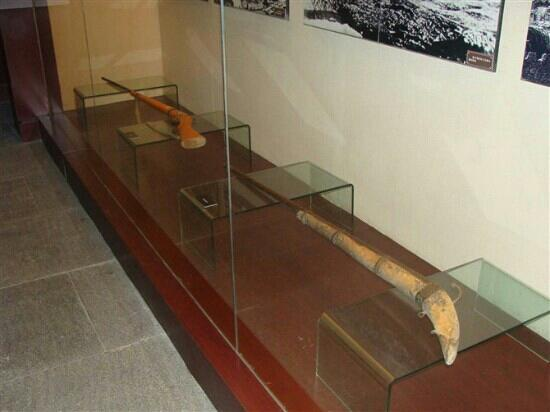 Chinese Military Museum : 枪