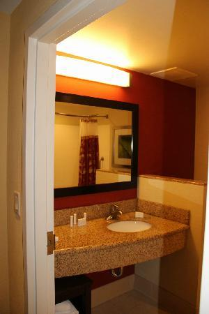 Courtyard Miami West/FL Turnpike: 浴室