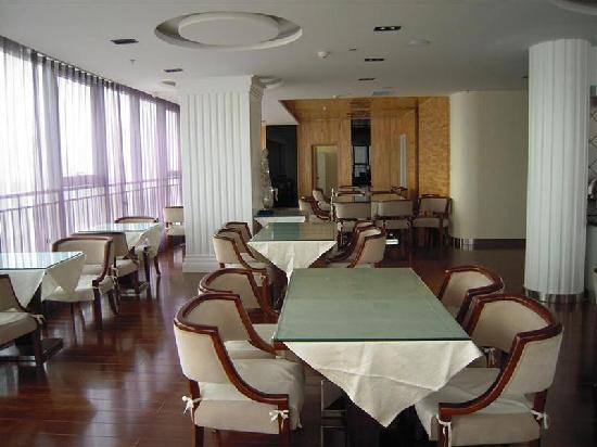 GreenTree Inn Qian'an Caifu Center Business Hotel