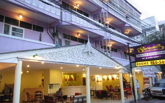 Welcome Sawasdee Inn: Sawasdee Welcome Inn