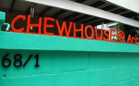 Monkeypig House : Chewhouse