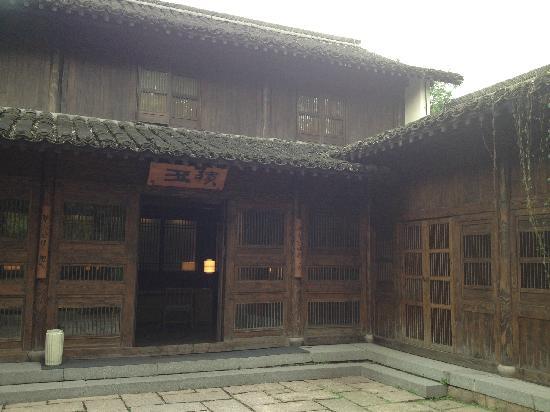 Amanfayun: rooms